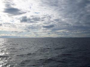 Белое море Фото автора сайта