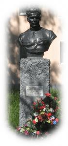 Памятник А.Н.Пашкову в г. Беломорск 2009г. Фото С.В.Кошкиной