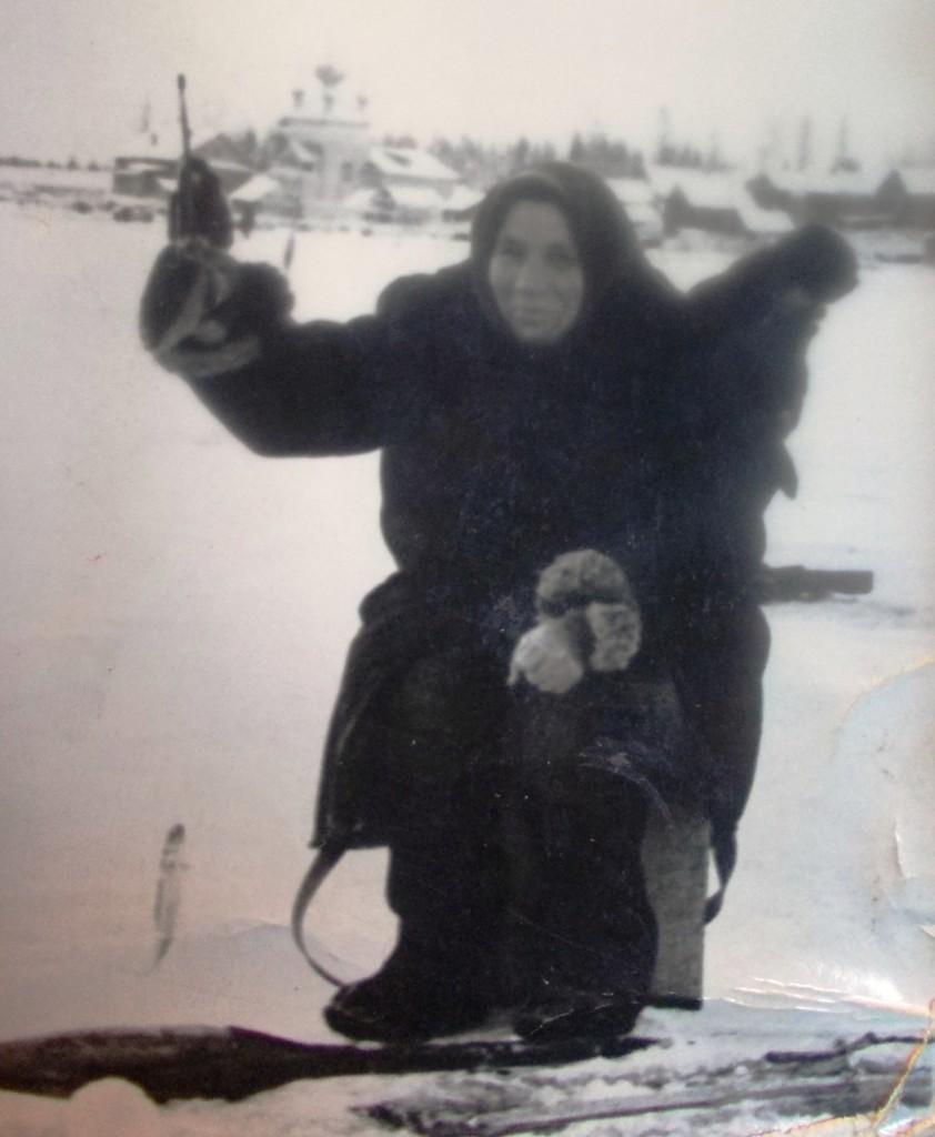 Агнея Андреевна Морозова, 1970-е годы. Вирма