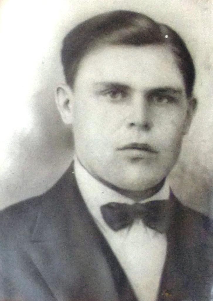 Ефрем Васильевич Морозов. 1930-е годы