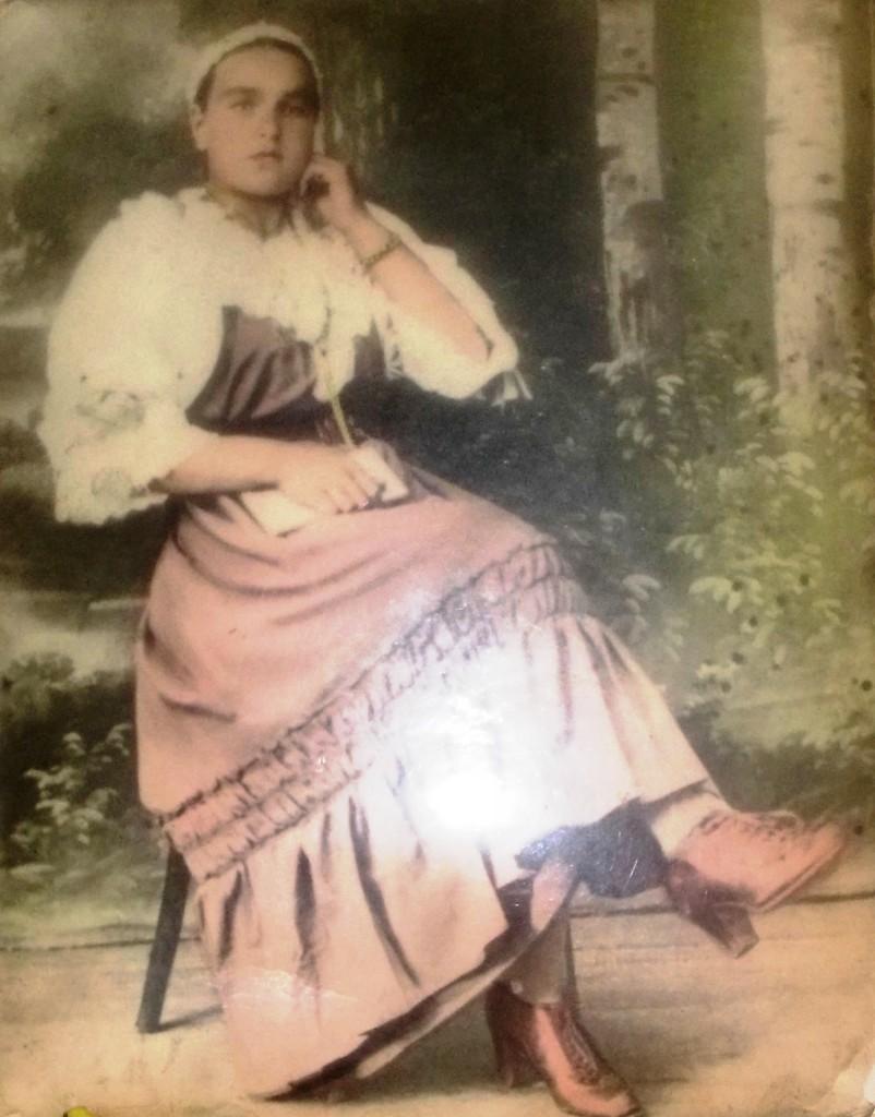 Морозова Агнея Андреевна, песенница с. Вирма