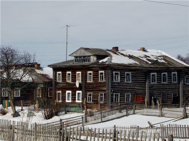 Колежма. Фото В. Рыбьякова