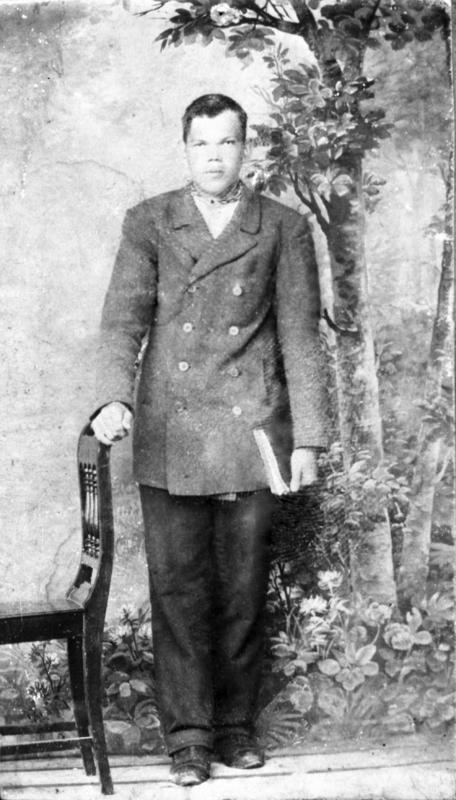 И.М. Дуров. Фото из архива Л.И. Носиковой