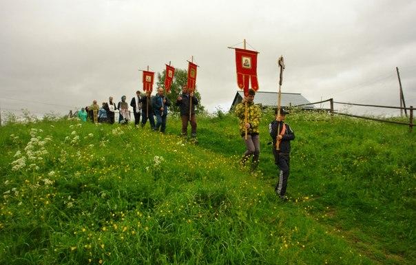 Нюхча. 9 июня 2014 г. Фото В. Дрягуева (13)