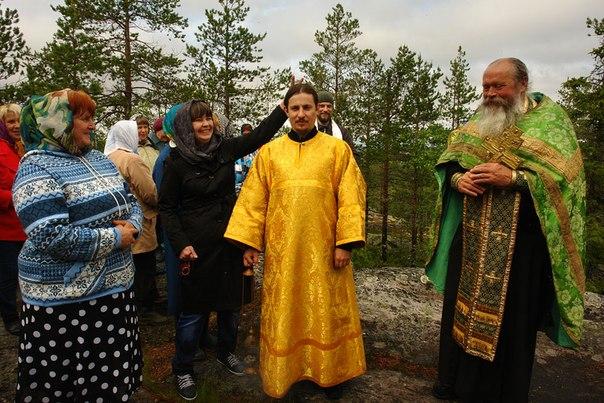 Нюхча. 9 июня 2014 г. Фото В. Дрягуева (2)