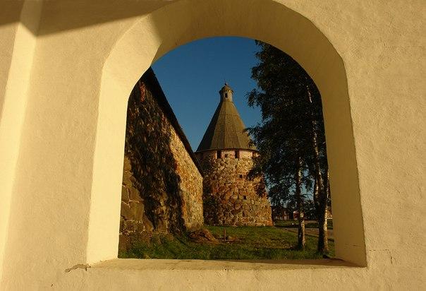Соловецкий монастырь. Фото Виктора Дрягуева