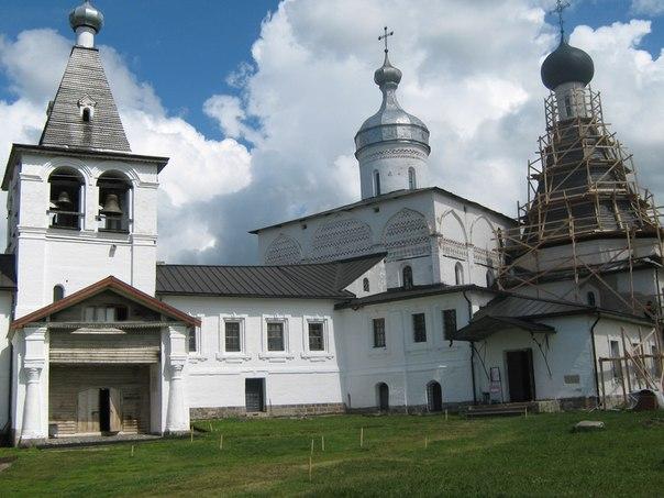 Ферапонтовский монастырь, Вологодская область. Фото О. Степановой