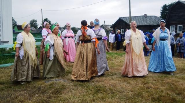Село Сухое. 10 августа 2014 г. Фото С. Кошкиной
