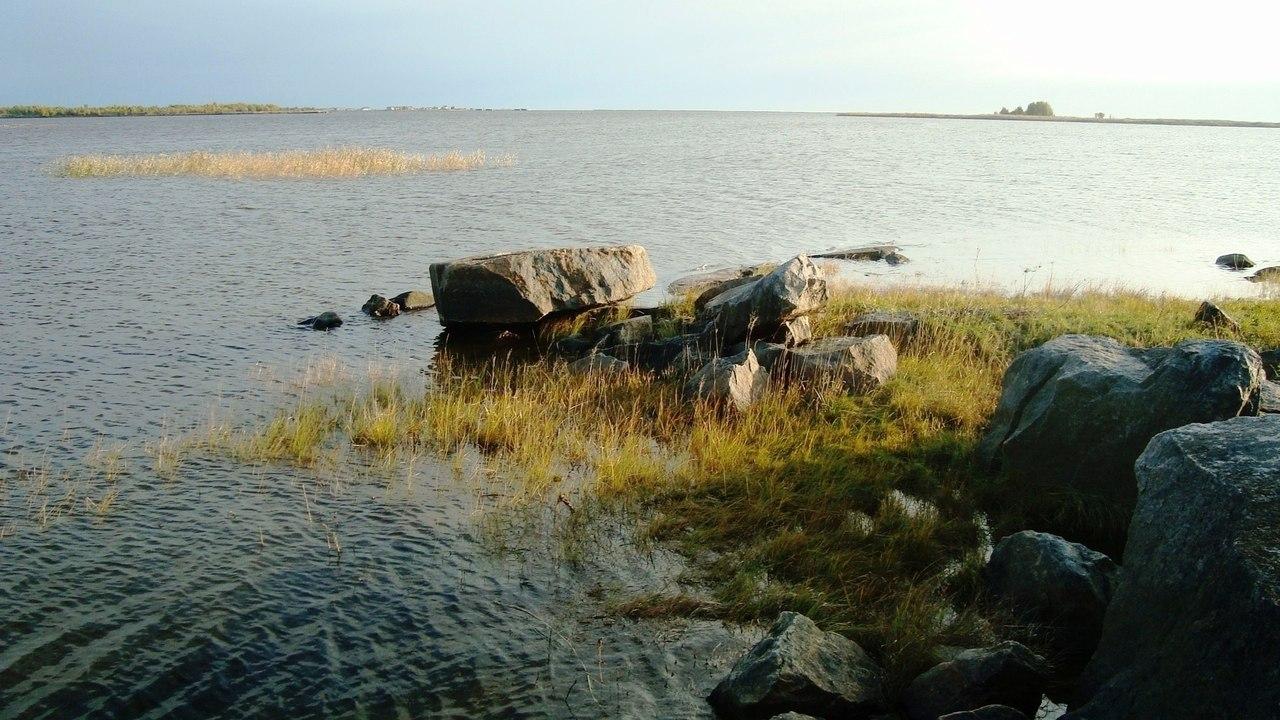 Поморский берег. Фото Татьяны Каньшиевой (г. Беломорск)