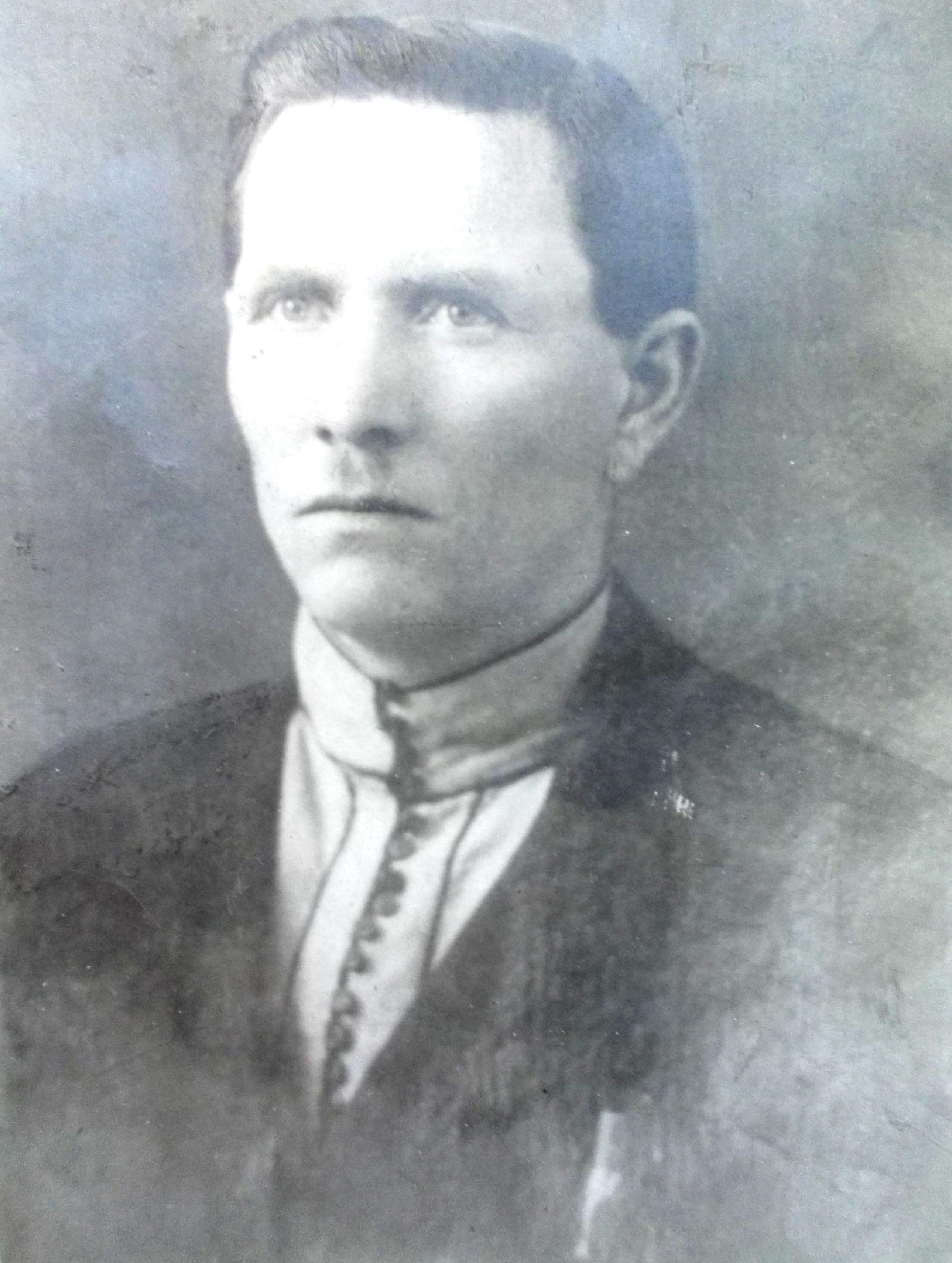 Первый председатель колхоза «Океан» И. Г. Аникиев. Фото из личного архива Л. И. Аникиева