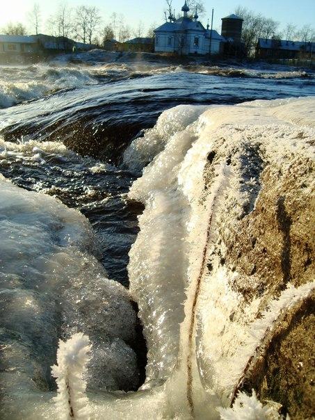Хрустальные берега. Фото Татьяны Каньшиевой