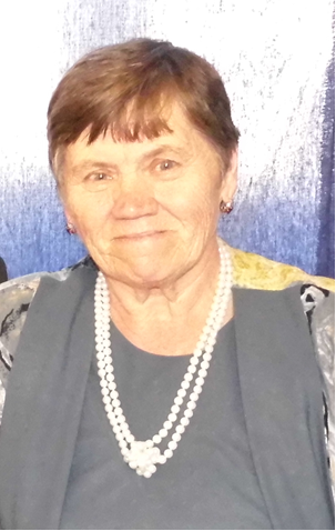 Мария Яковлевна Кищик