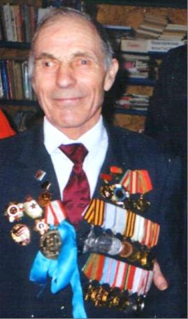 Василий Тимофеевич Сазонов