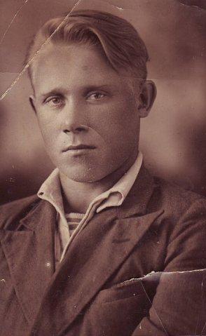 Михаил Андреевич Прокофьев. 1939 г.
