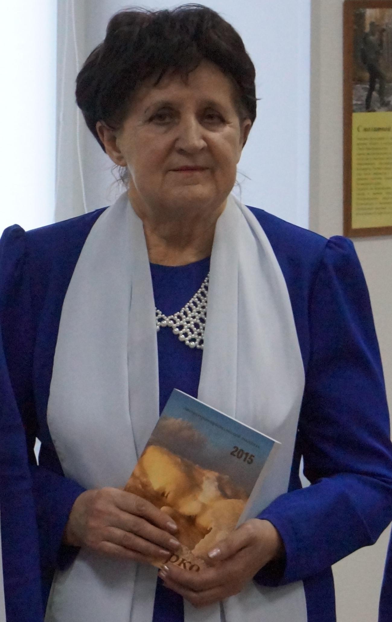 Наталия Семеновна Афанасьева. Фото Николая Кошкина