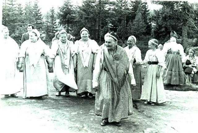 З. А. Синицына. Фото из архива И. И. Отавина