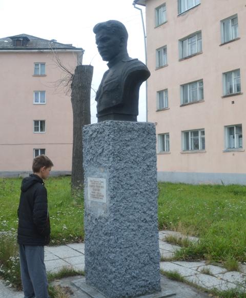 Акция памяти Андрея Никитича Пашкова «Сын Севера, рыцарь Отчизны»