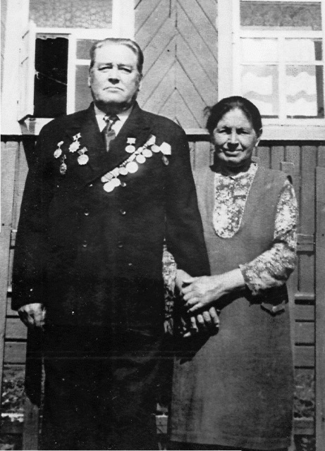 Марков Василий Степанович, председатель колхоза с. Лапино