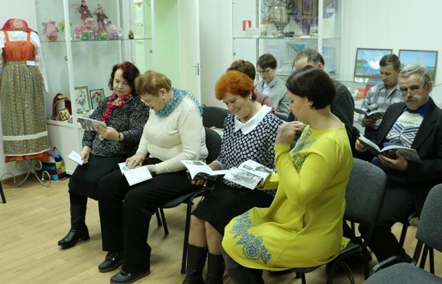 Громкие чтения произведения Светланы Кошкиной