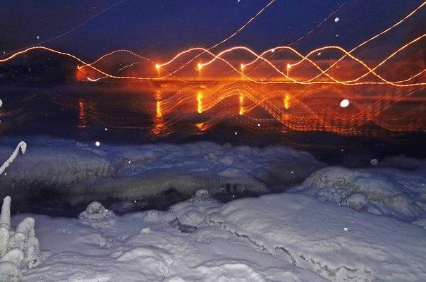 Банковский мост. Беломорск. Фото Т. Каньшиевой