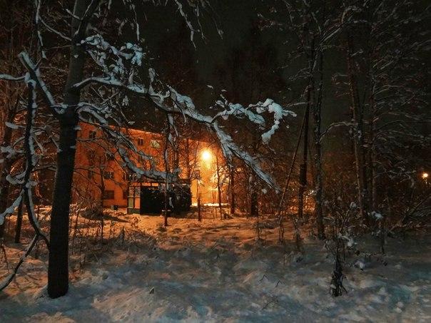 Вечерний Беломорск. Фото Т. Каньшиевой