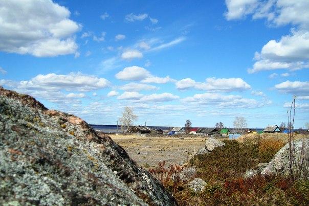 Деревня Сальнаволок. 2014 г. Фото Т. Каньшиевой