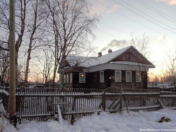 Дом - это там, где твоё сердце... Фото Т. Каньшиевой