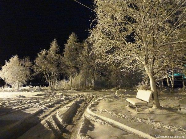 Серебряный вечер в Беломорске. 11 декабря 2015 г. Фото Т. Каньшиевой