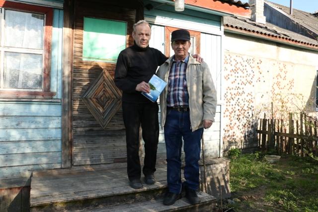 Евгений Леонидович Клементьев и Александр Михайлович Лазутин