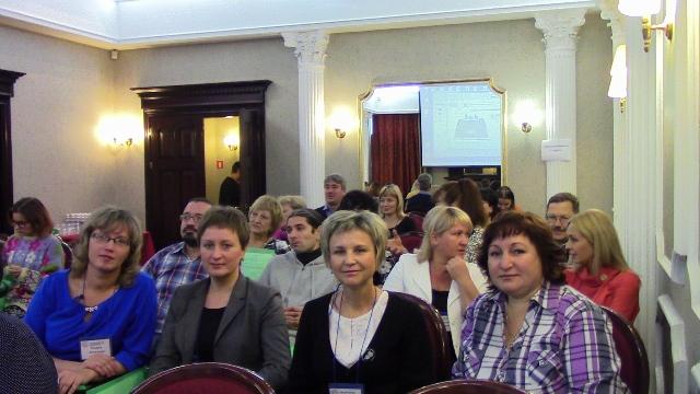 Образовательный семинар в Иркутске