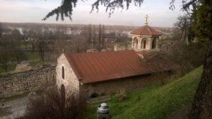 Белград , Калемегдан, церковь
