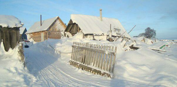Зимний вальс Беломорья