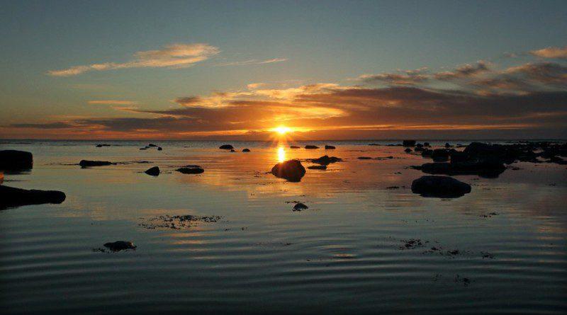 Поездки скандинавов в Белое море