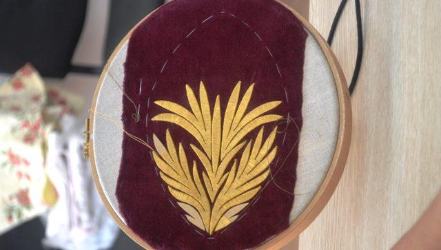 Золотное шитье снова стало визитной карточкой Беломорска