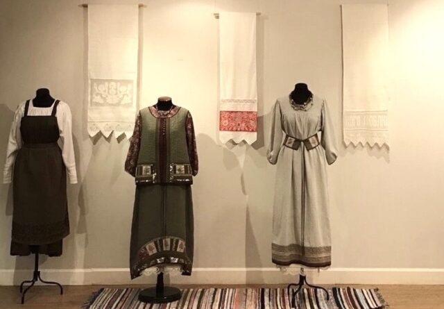 Выставка «Беломорские рукомёсла»